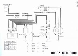 Honda Xr600 Wiring Diagram
