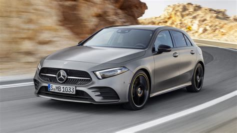 This Is The Brand New Mercedesbenz Aclass  Top Gear