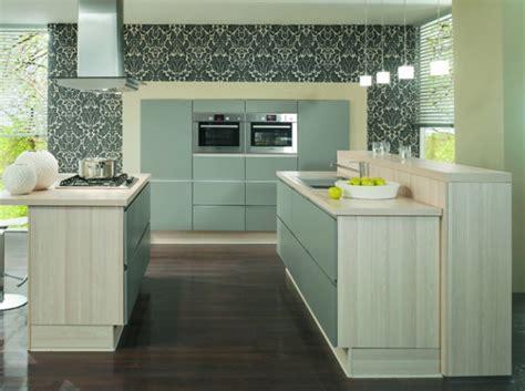 papier peint cuisine moderne optez pour le papier peint pour une décoration murale design