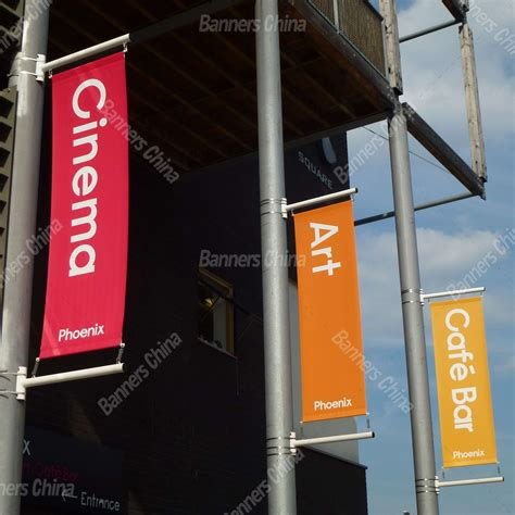 outdoor vertical street banner flags from china manufacturer banners china