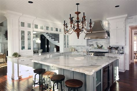 kitchen traits   rich  famous  ideal home