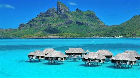 Four Seasons Bora Bora Honeymoon Free Night Special At