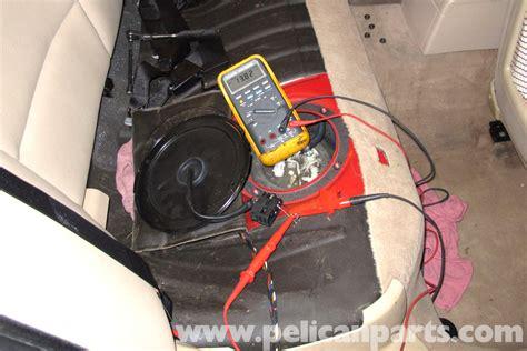 bmw  fuel pump testing bmw    bmw