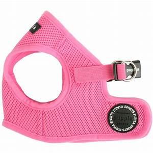 Puppia Soft Dog Harness Sizing Chart Pink Soft Vest Dog Harness By Puppia Dog Vest Harness