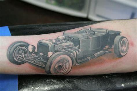 hot rod tattoos designs ideas  meaning tattoos