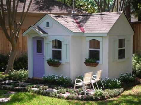 Backyard Cottage Playhouse - best 25 playhouse ideas on outdoor