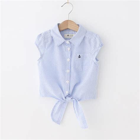 fashion cotton blouse baby shirt  girls princess