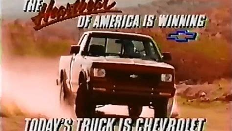 chevrolet   commercial
