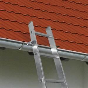 Dachleiter Für Schornsteinfeger : dachrinnenhalter f r anlegeleiter klemmen set zur leitersicherung an dachrinne aluminium natur ~ Frokenaadalensverden.com Haus und Dekorationen