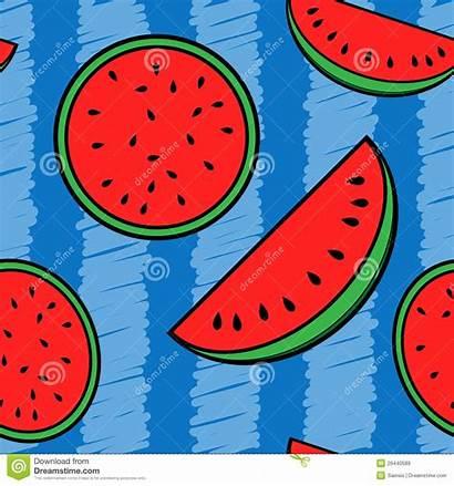 Repeating Watermelon