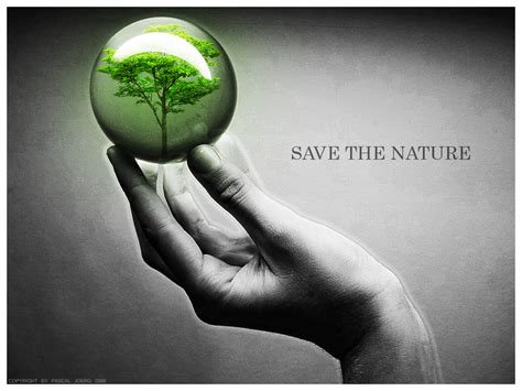 Save Nature In Different Manner