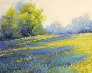 """Afternoon Shadows by Kathy McDonnell Pastel ~ 8"""" x 10 ..."""