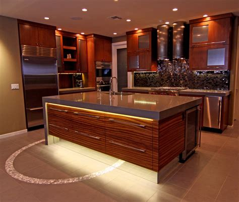 kitchen puck lights led puck lights with cabinet molds lighted 2470
