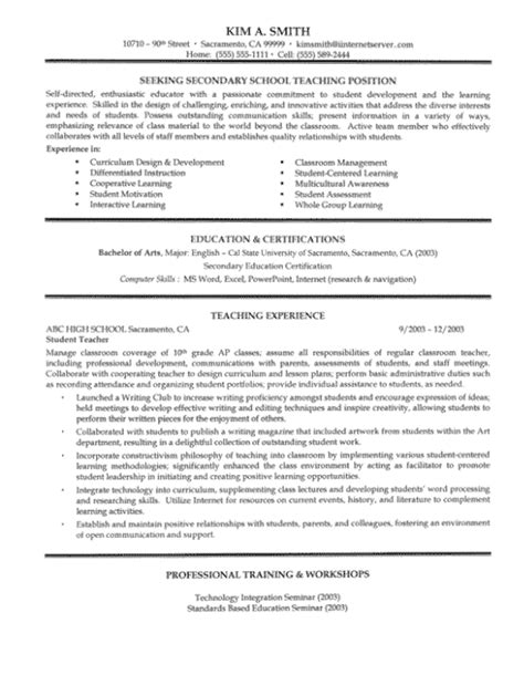 Secondary Teacher Resume Example  Page 1. Letter Format Writing. Cover Letter Part Time Job Example. Apply For Job At Walmart Online. Lebenslauf Vorlage Hausmeister. Resume Examples Simple. Exemple De Curriculum Vitae Vendeuse. Curriculum Vitae Vuoto Da Compilare A Mano. Resume Objective Examples Nursing Student