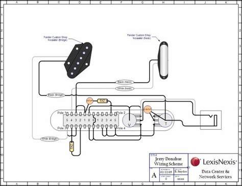 nocaster wiring schematic wiring diagram