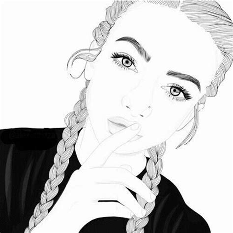 afbeeldingsresultaat voor getekend meisje diy