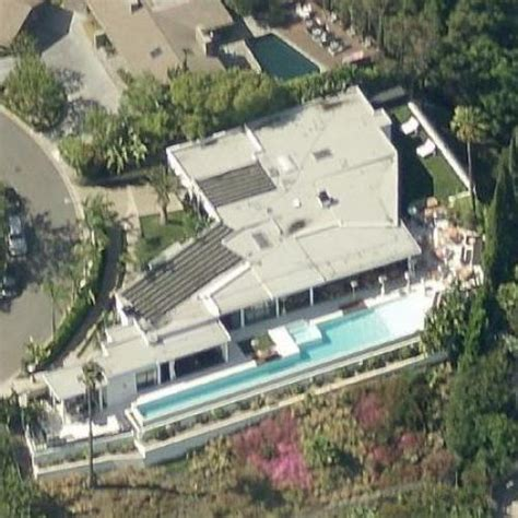 rohan ozas house  beverly hills ca google maps