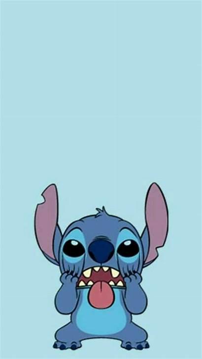 Disney Stitch Backgrounds Phone Cartoon Iphone Tablet