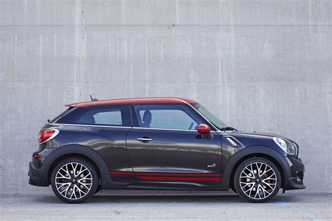 2018 Mini Paceman John Cooper Works Hd Pictures