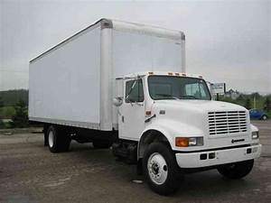 International 4700  2000    Van    Box Trucks