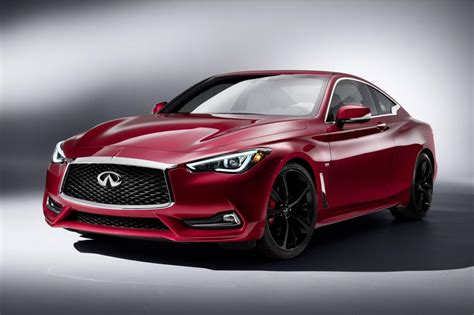 New, 2017 Infiniti Q60 Is The Q50 Coupe You Wanted