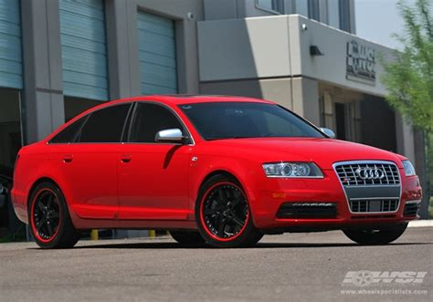 Audi S6 Custom Wheels Giovanna Spezia5 19x, Et , Tire