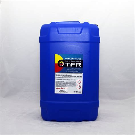 Tfr Traffic Film Remover Blue Concentrate 25ltr