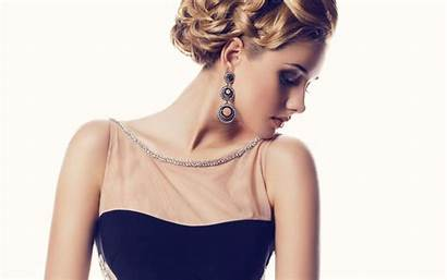 Models Jewelry Wallpapers Makeup Necklace Jewellery Modeling