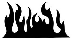 Free Firefighter Pumpkin Carving Templates by Flames Stencil