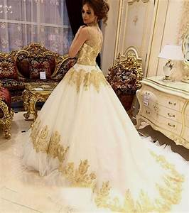 gold and ivory wedding dress naf dresses With ivory and gold wedding dresses