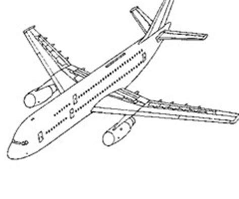 coloriage avion en ligne gatuit dessins avion  colorier