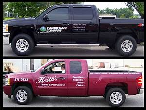 custom truck lettering vinyl truck graphics truck signs With custom vehicle lettering