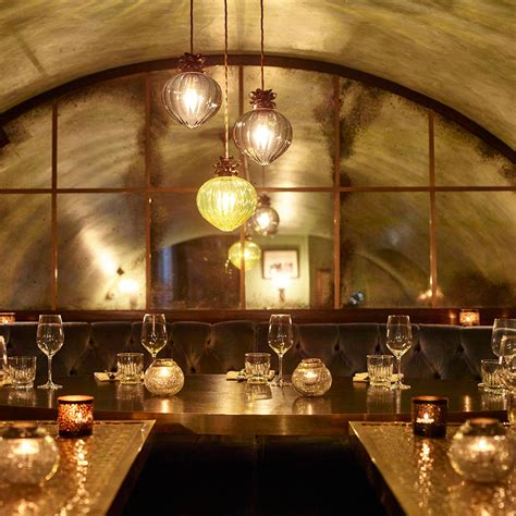 The Best Private Diningrooms In London