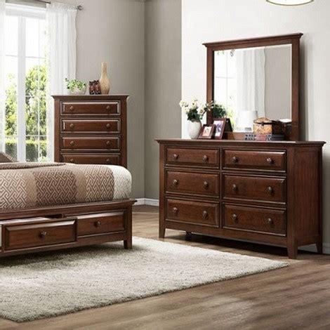 chests and dressers dreamfurniture 2157 sunderland dresser mirror 2157
