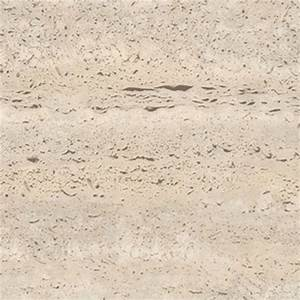 Light beige travertine texture seamless 02517