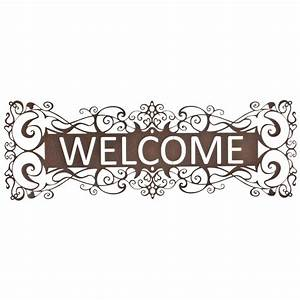 LaZart® Welcome Wall Art - 208050, Wall Art at Sportsman's ...