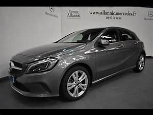 Mercedes Classe A 180 Essence : voiture occasion mercedes classe a 180 sensation 7g dct 2017 essence 56850 caudan morbihan ~ Gottalentnigeria.com Avis de Voitures