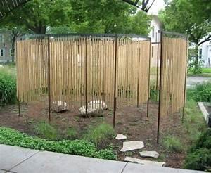 Objet Bambou Faire Soi Meme : bambou d co 40 id es pour un d cor jardin avec du bambou jardin pinterest ~ Melissatoandfro.com Idées de Décoration