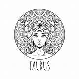 Zodiac Coloring Pages Signs Taurus Sign Adult Horoscope Printable Symbol Leo During Printables Plus Quarantine Likely Calendar Ex Popular 30seconds sketch template
