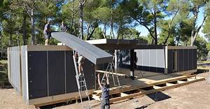 Pop Up House Avis : construisez votre maison cologique en quelques semaines ~ Dallasstarsshop.com Idées de Décoration