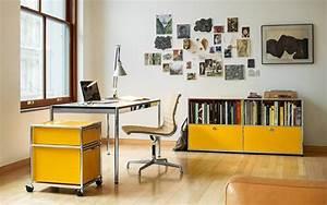Büro Zuhause Einrichten : b ro einrichten sch ne und ergonomische m bel f r den arbeitsplatz ~ Frokenaadalensverden.com Haus und Dekorationen