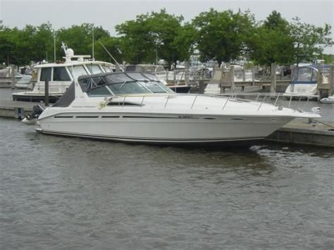 Boat Financing Terms Canada by 1993 Sea 400 Express Cruiser Power Boat For Sale Www