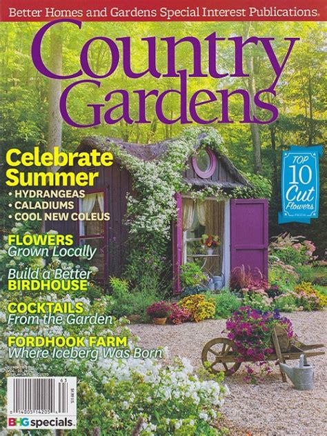Country Gardens Book Review & Interview At Garden Style