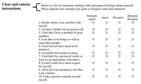 Likert Scale Evaluation Template by Ama Nyame Mensah On Using Constructing Likert Scales In
