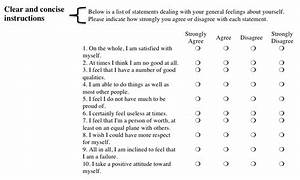 likert scale aea365 With likert scale questions template