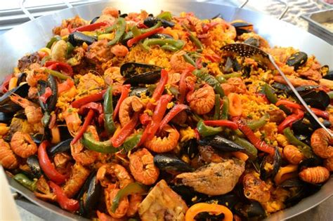 cuisine espagnol recette comment faire une véritable paella espagnole