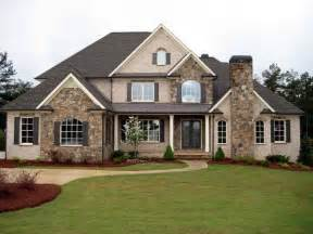 European House Plans One Story Ideas by European House Plan 50250 3 Car Garage Exterior Colors