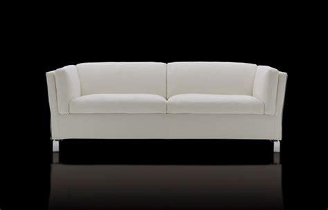 canapé blanc tissu 10surdix canapé convertible benny 203 cm tissu