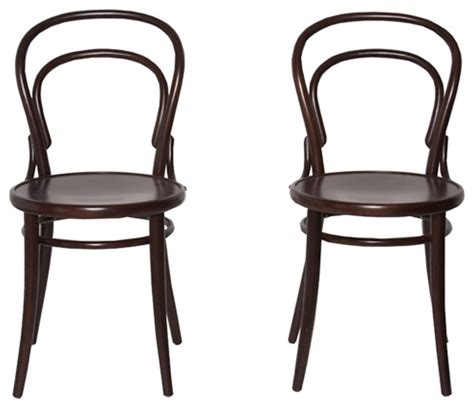 black bistro chairs eclectic dining chairs new york