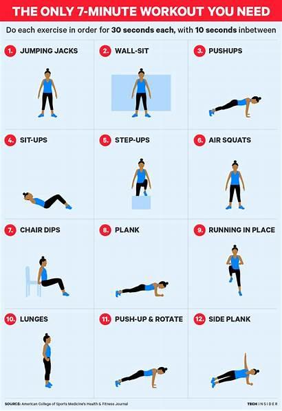 Workout Minute Shape Minuten Workouts Insider Training